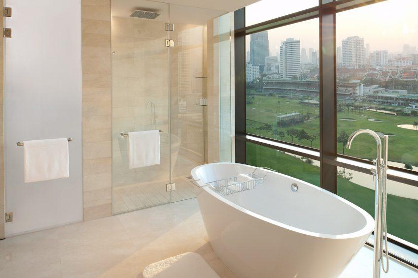 The St. Regis Bangkok Luxury Hotel - Bangkok, Thailand - Caroline Astor Suite Bathroom