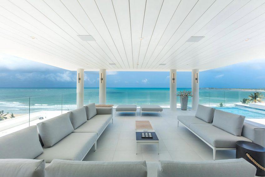The St. Regis Bahia Beach Luxury Resort - Rio Grande, Puerto Rico - Ocean Drive Residences Penthouse Exterior Living