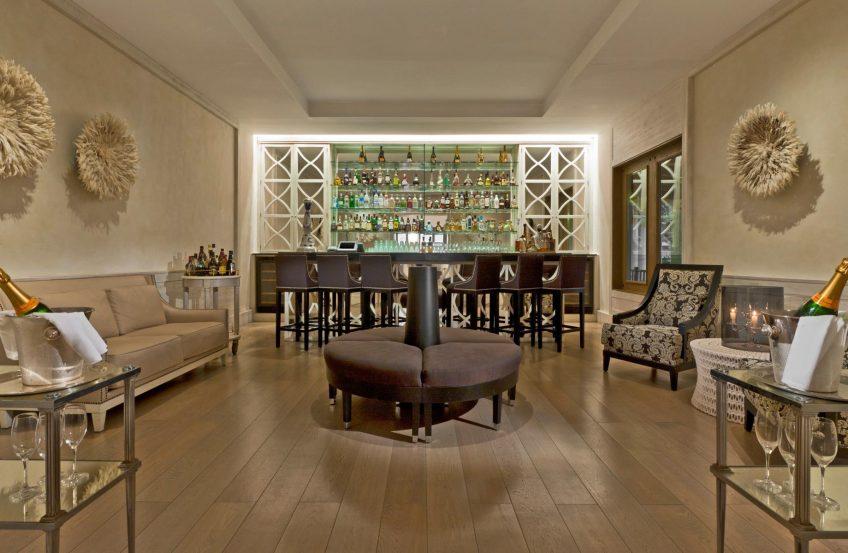 The St. Regis Punta Mita Luxury Resort - Nayarit, Mexico - Bar Carolina Restaurant