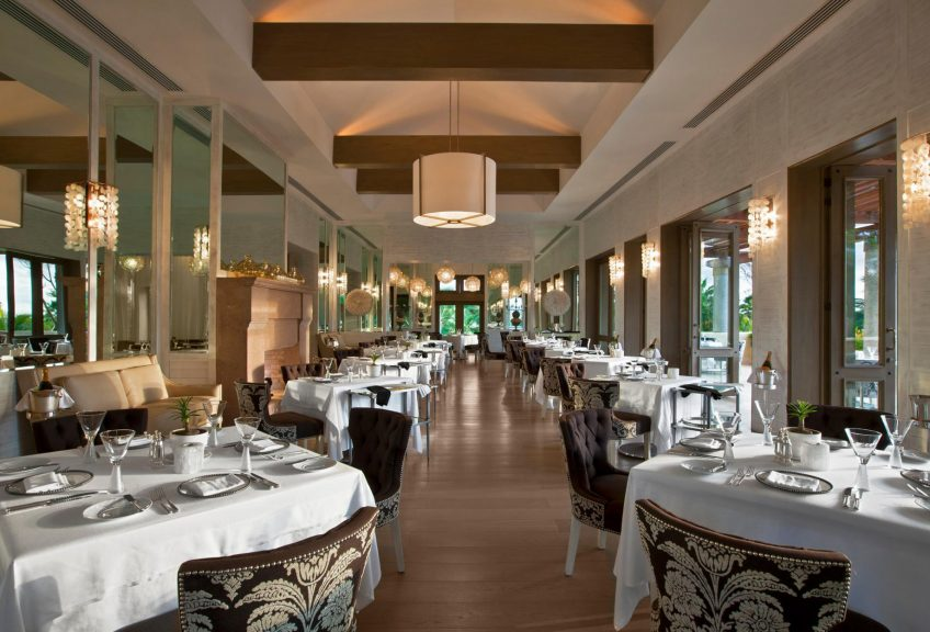 The St. Regis Punta Mita Luxury Resort - Nayarit, Mexico - Carolina Restaurant