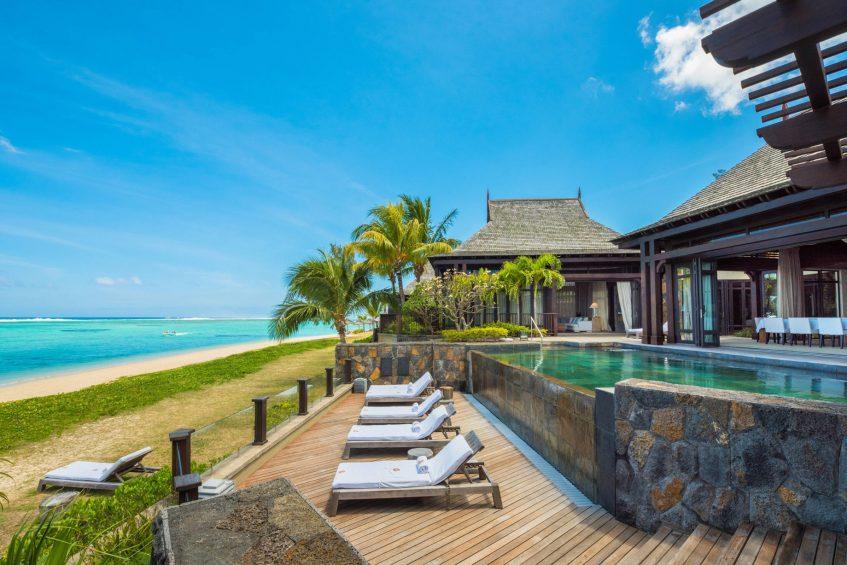 The St. Regis Mauritius Luxury Resort - Mauritius - The St. Regis Villa Infinity Pool