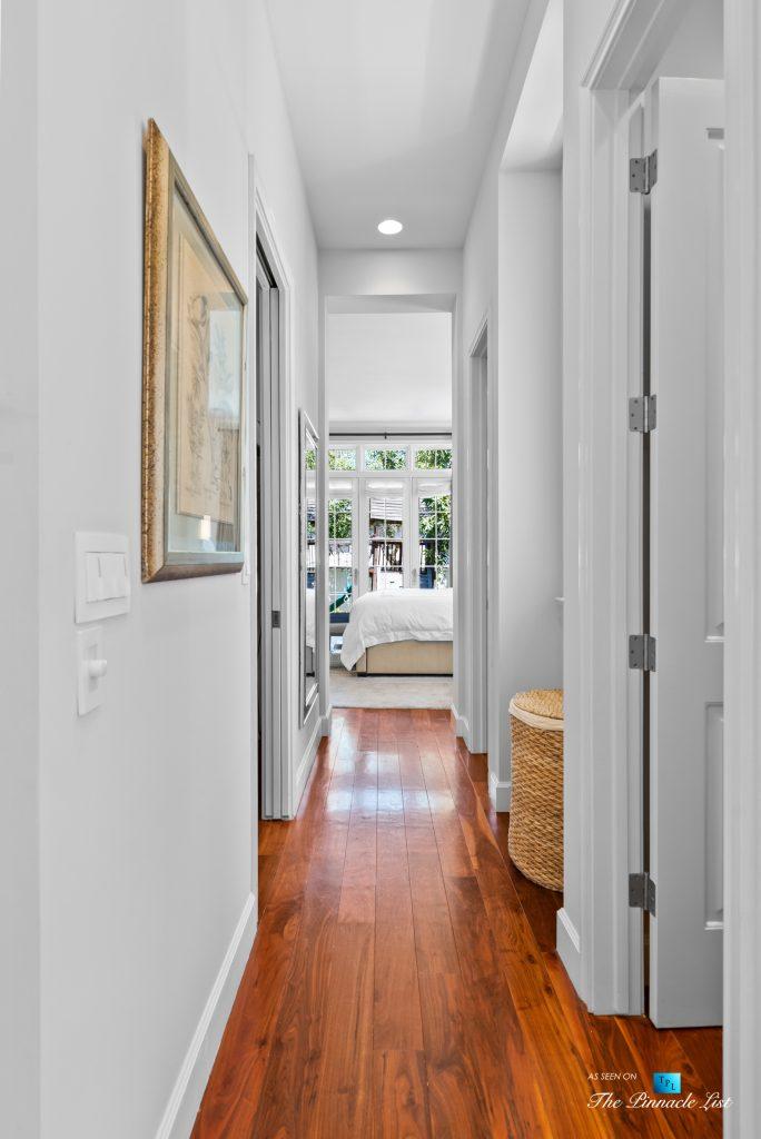 877 8th Street, Manhattan Beach, CA, USA - Main Level Hallway to Master Bedroom