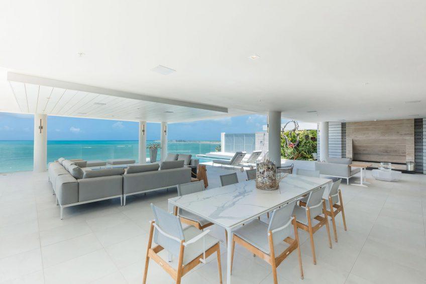 The St. Regis Bahia Beach Luxury Resort - Rio Grande, Puerto Rico - Ocean Drive Residences Penthouse Ocean Views