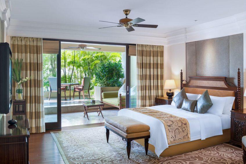 The St. Regis Bali Luxury Resort - Bali, Indonesia - Orchid Suite Guest Bedroom