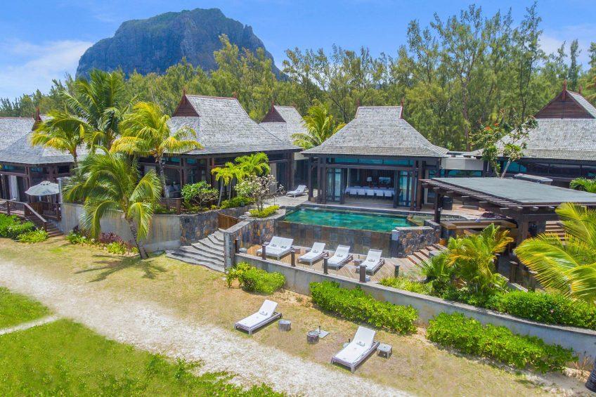 The St. Regis Mauritius Luxury Resort - Mauritius - St. Regis Villa Exterior