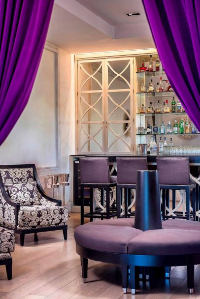 The St. Regis Punta Mita Luxury Resort - Nayarit, Mexico - Carolina Signature Restaurant Bar
