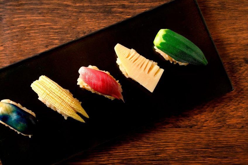 The St. Regis Osaka Luxury Hotel - Osaka, Japan - The St. Regis Beer Garden Food