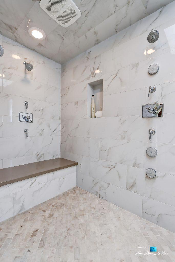 853 10th Street, Manhattan Beach, CA, USA - Master Bathroom Shower
