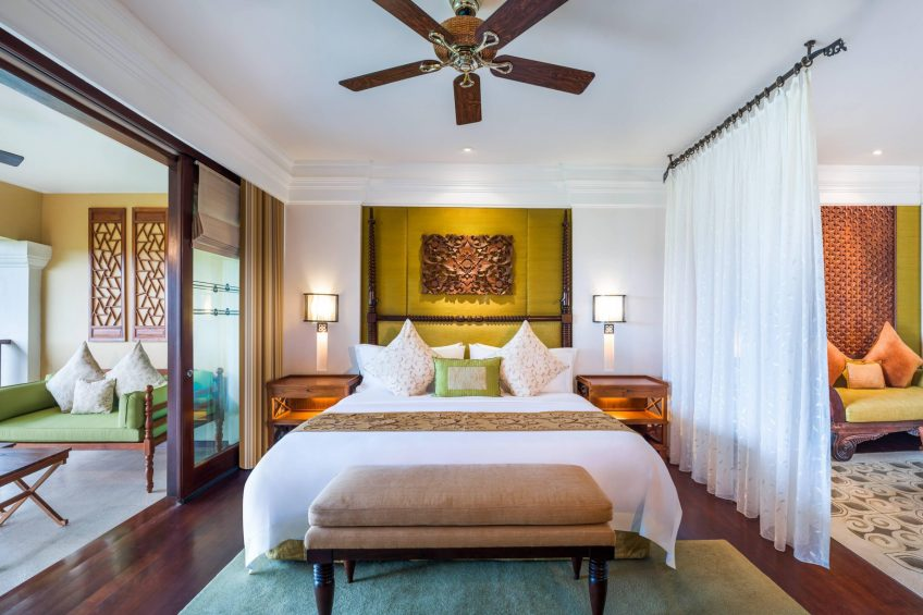 The St. Regis Bali Luxury Resort - Bali, Indonesia - St. Regis Suite Bathroom