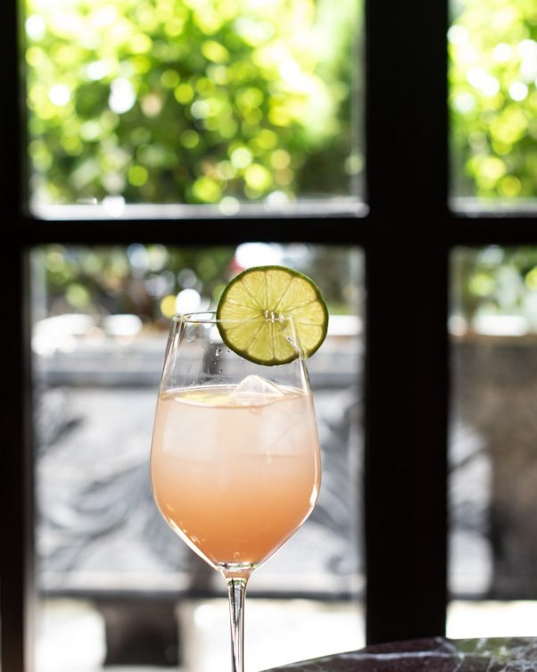 The St. Regis Washington D.C. Luxury Hotel - Washington, DC, USA - St. Regis Bar Refreshing Cocktail