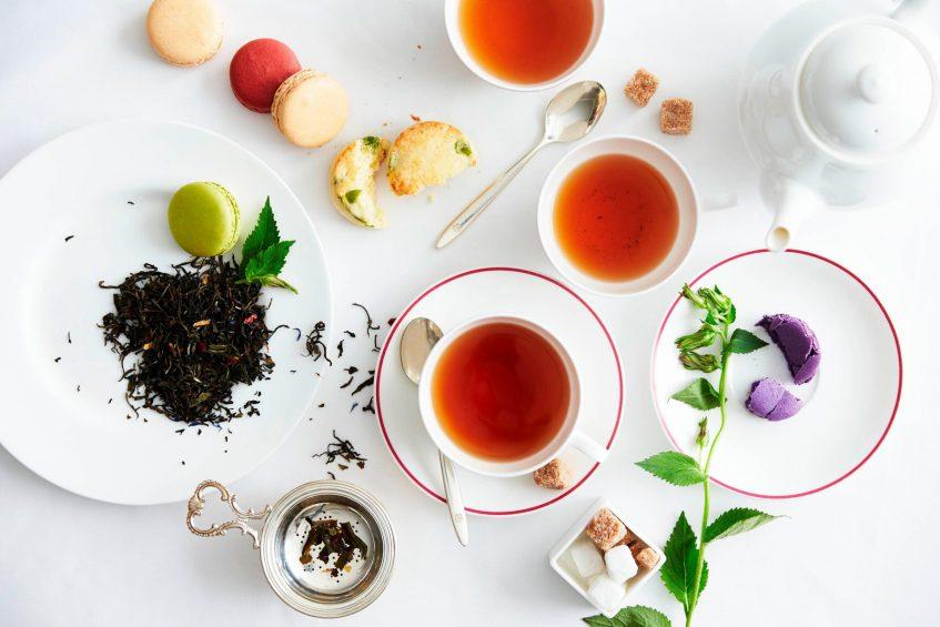 The St. Regis Osaka Luxury Hotel - Osaka, Japan - The St. Regis Bar Afternoon Tea
