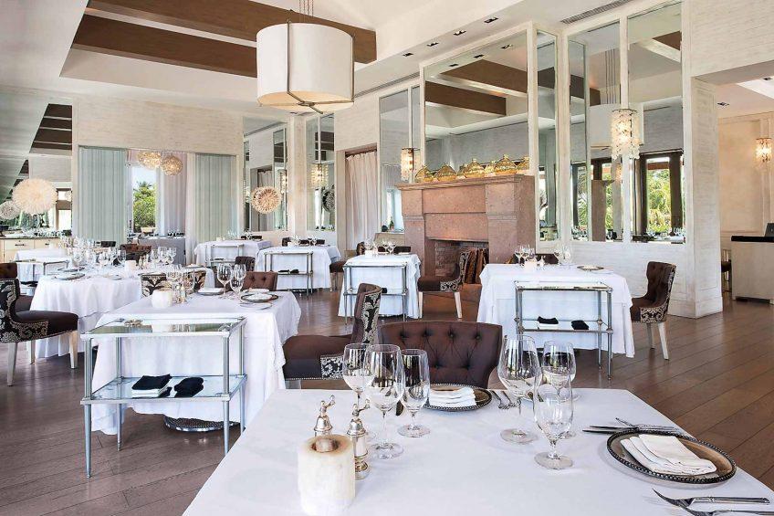 The St. Regis Punta Mita Luxury Resort - Nayarit, Mexico - Carolina Signature Restaurant