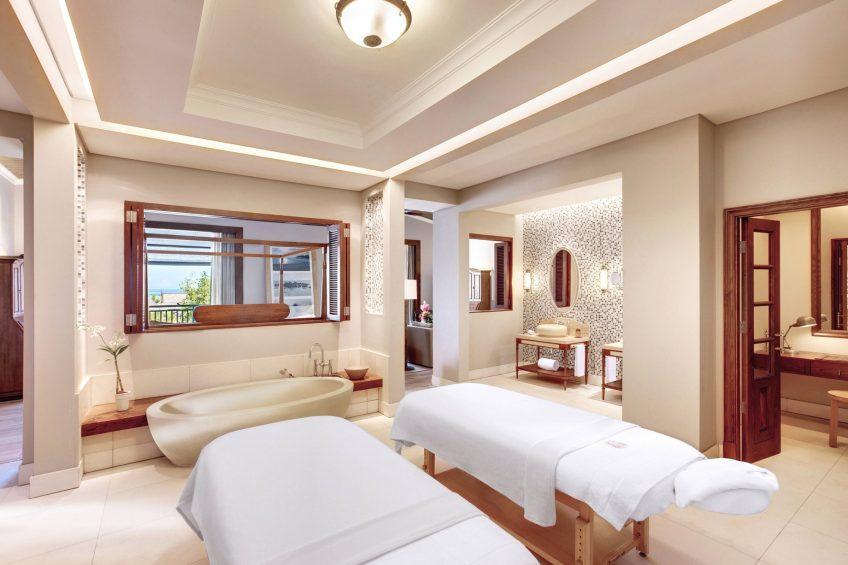 The St. Regis Mauritius Luxury Resort - Mauritius - Manor House Spa Suite Bathroom