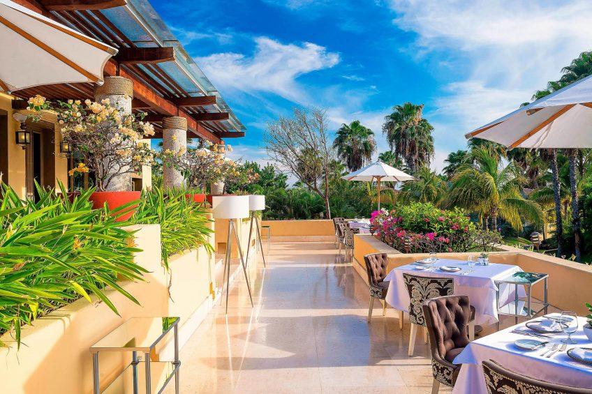 The St. Regis Punta Mita Luxury Resort - Nayarit, Mexico - Carolina Signature Restaurant Terrace