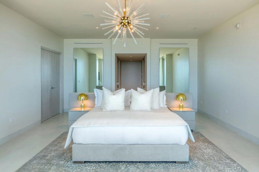 The St. Regis Bahia Beach Luxury Resort - Rio Grande, Puerto Rico - Ocean Drive Residences Master Bedroom
