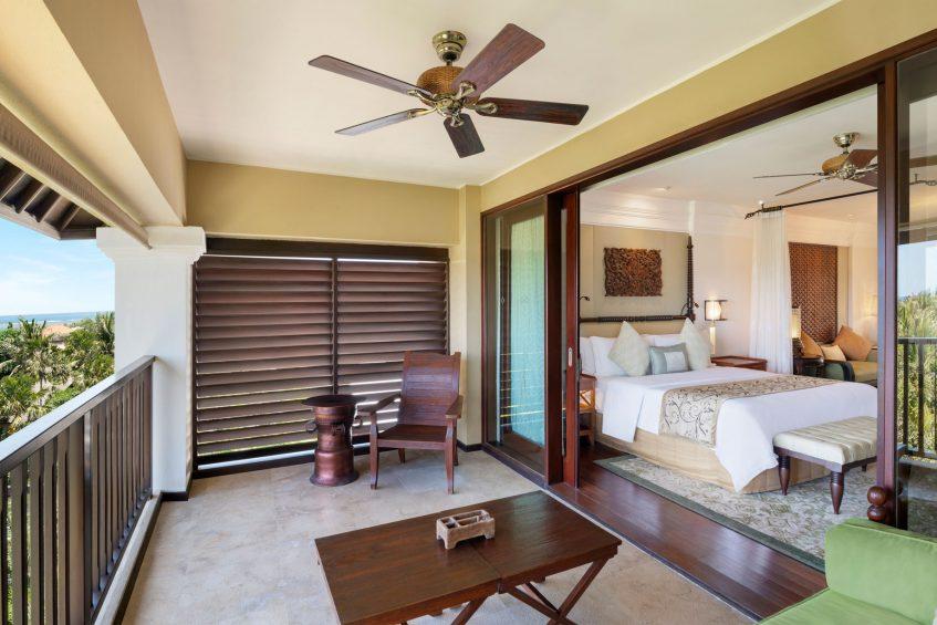 The St. Regis Bali Luxury Resort - Bali, Indonesia - King St. Regis Ocean View Suite