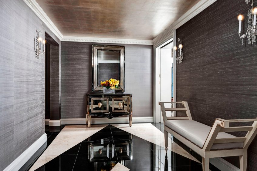 The St. Regis New York Luxury Hotel - New York, NY, USA - Presidential Suite Entrance