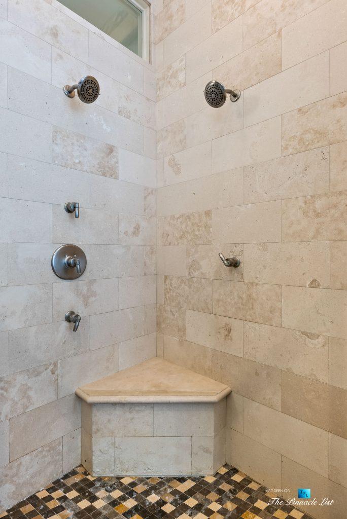 877 8th Street, Manhattan Beach, CA, USA - Master Bathroom Shower