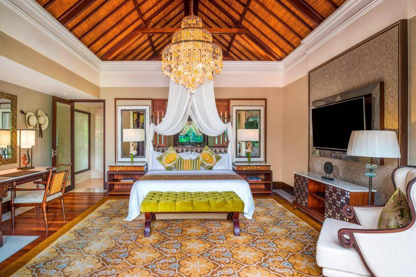 The St. Regis Bali Luxury Resort - Bali, Indonesia - One Bedroom Lagoon Villa