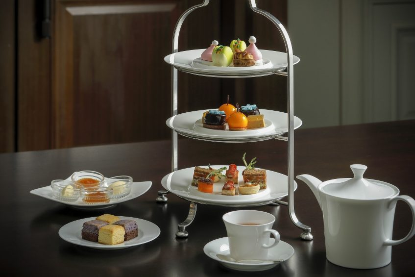 The St. Regis Osaka Luxury Hotel - Osaka, Japan - Afternoon Tea Service