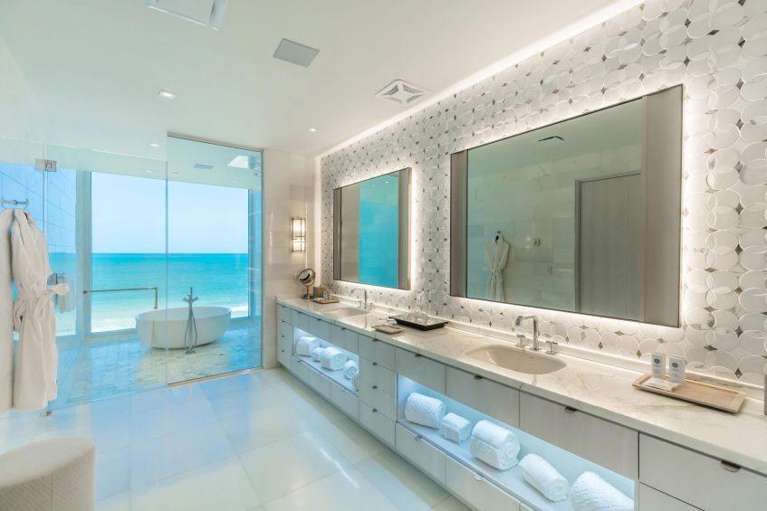 The St. Regis Bahia Beach Luxury Resort - Rio Grande, Puerto Rico - Ocean Drive Residences Master Bathroom