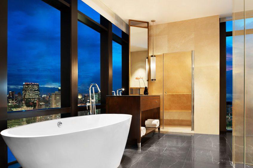 The St. Regis Bangkok Luxury Hotel - Bangkok, Thailand - Royal Suite Bathroom