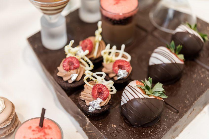The St. Regis Washington D.C. Luxury Hotel - Washington, DC, USA - Chocolate Indulgence