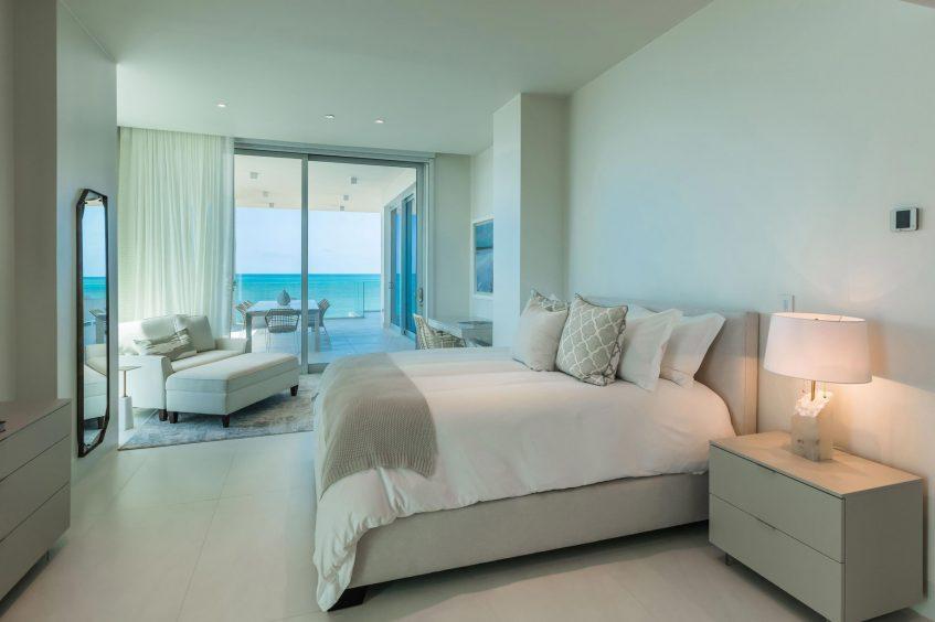 The St. Regis Bahia Beach Luxury Resort - Rio Grande, Puerto Rico - Ocean Drive Residences King Ocean View Bedroom