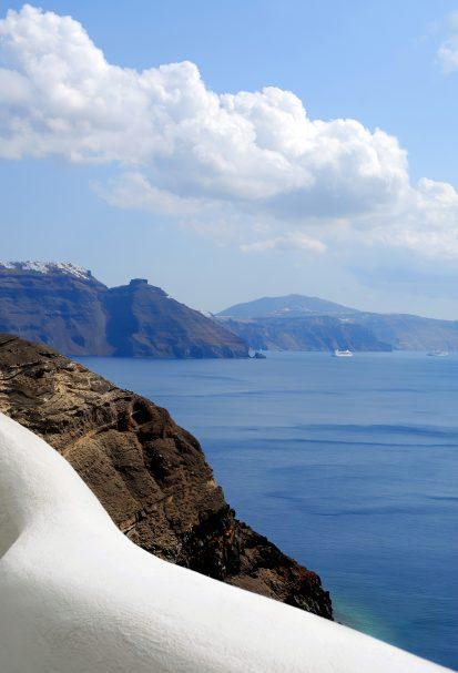 Mystique Luxury Hotel Santorini – Oia, Santorini Island, Greece - Clifftop Ocean View
