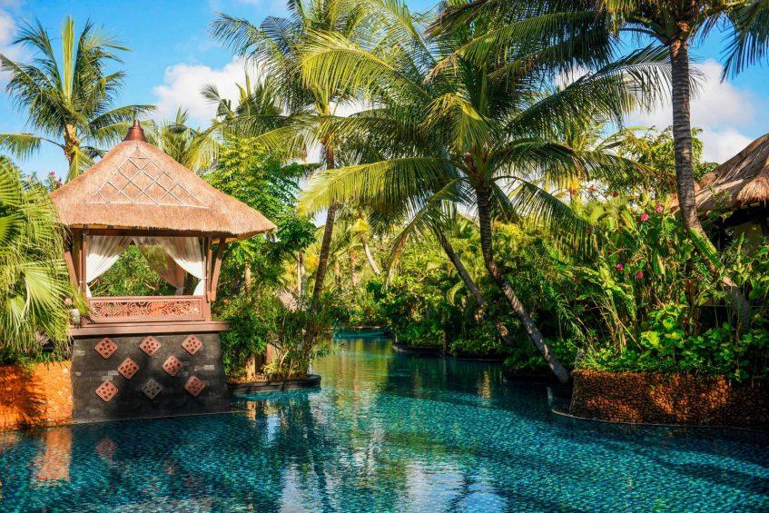 The St. Regis Bali Luxury Resort - Bali, Indonesia - Lagoon Villa