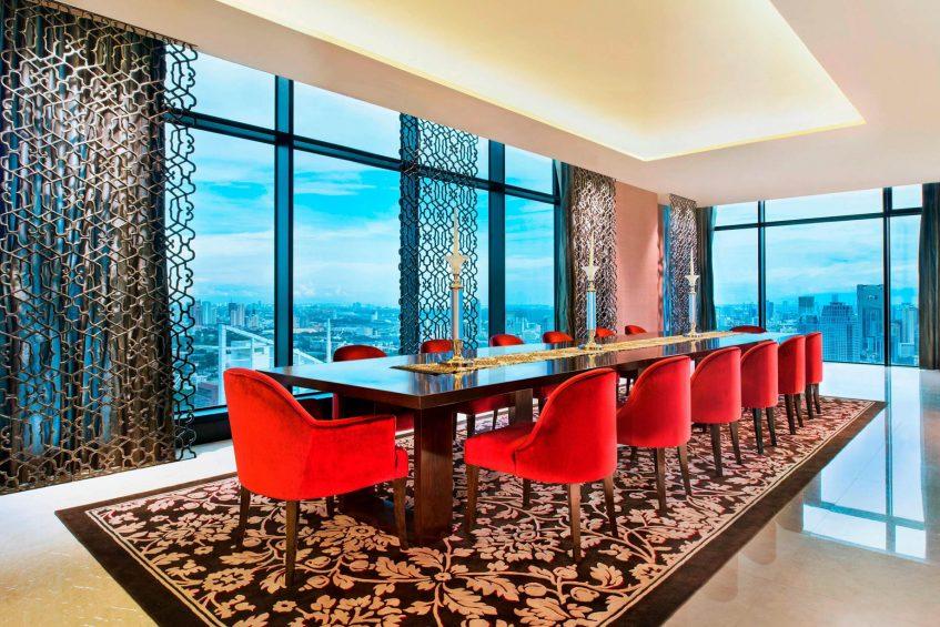 The St. Regis Bangkok Luxury Hotel - Bangkok, Thailand - The Owner's Penthouse