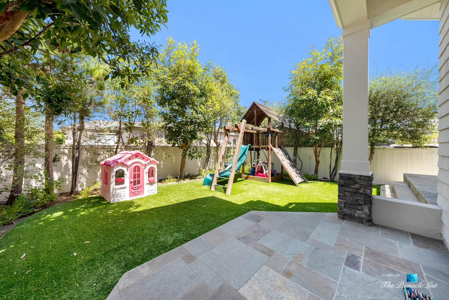 877 8th Street, Manhattan Beach, CA, USA – Backyard