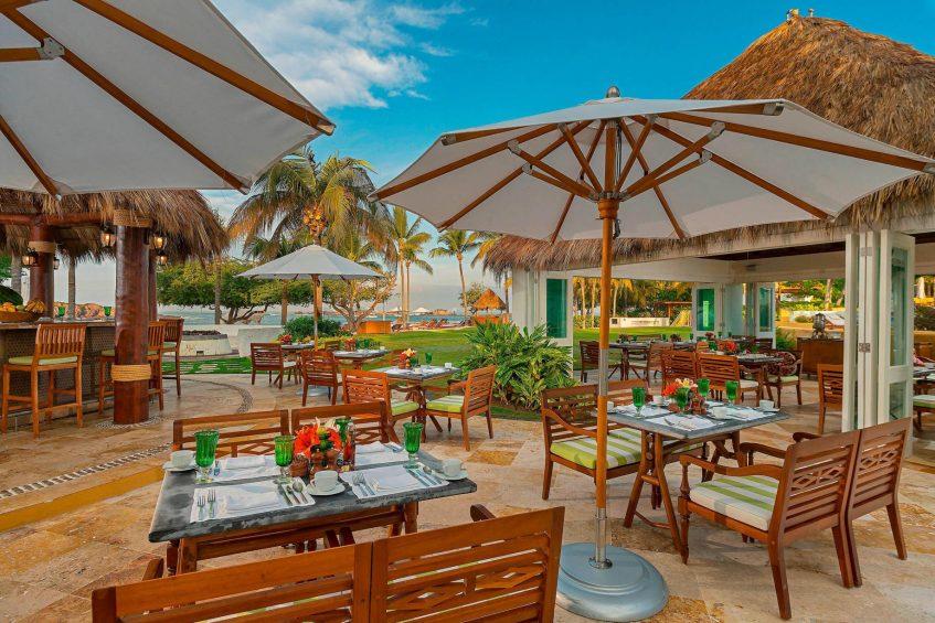 The St. Regis Punta Mita Luxury Resort - Nayarit, Mexico - Las Marietas Restaurant