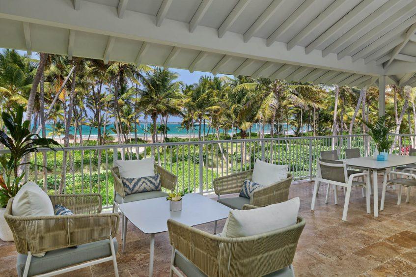 The St. Regis Bahia Beach Luxury Resort - Rio Grande, Puerto Rico - Governors Suite Balcony