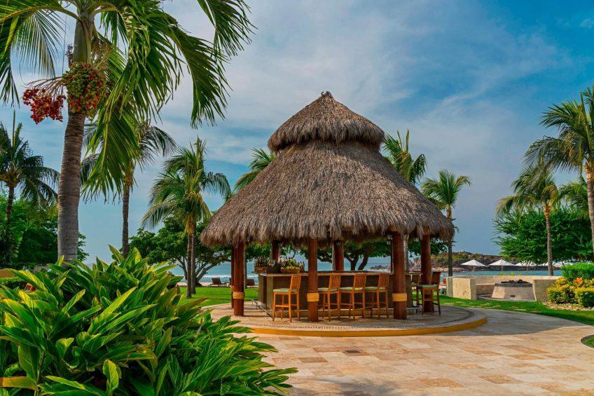 The St. Regis Punta Mita Luxury Resort - Nayarit, Mexico - Las Marietas Bar