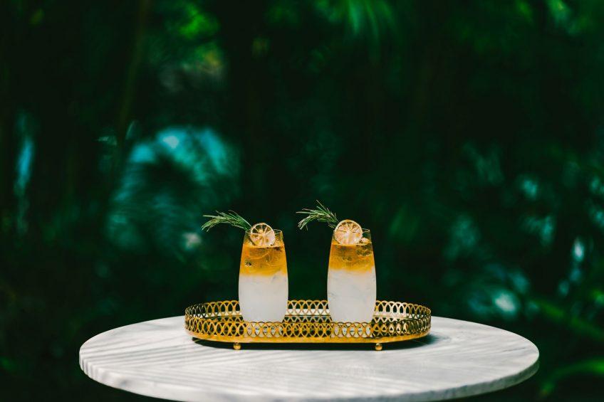 The St. Regis Bali Luxury Resort - Bali, Indonesia - Resort Beverage Service