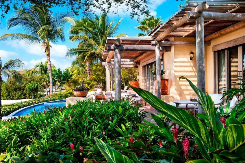 The St. Regis Punta Mita Luxury Resort - Nayarit, Mexico - Two Bedroom Villa Exterior