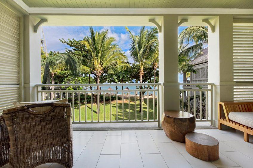 The St. Regis Mauritius Luxury Resort - Mauritius - Ocean Junior Suite Terrace