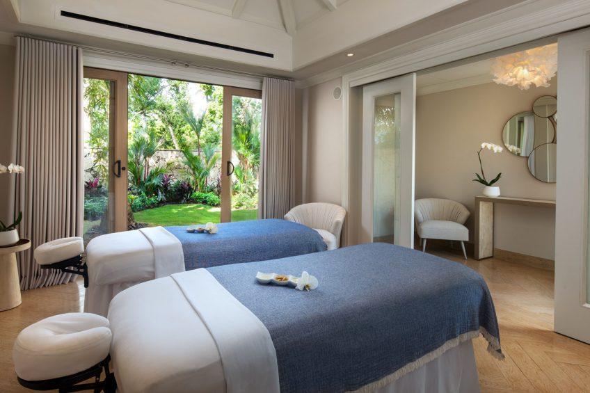 The St. Regis Bahia Beach Luxury Resort - Rio Grande, Puerto Rico - Iridium Spa Massage Room