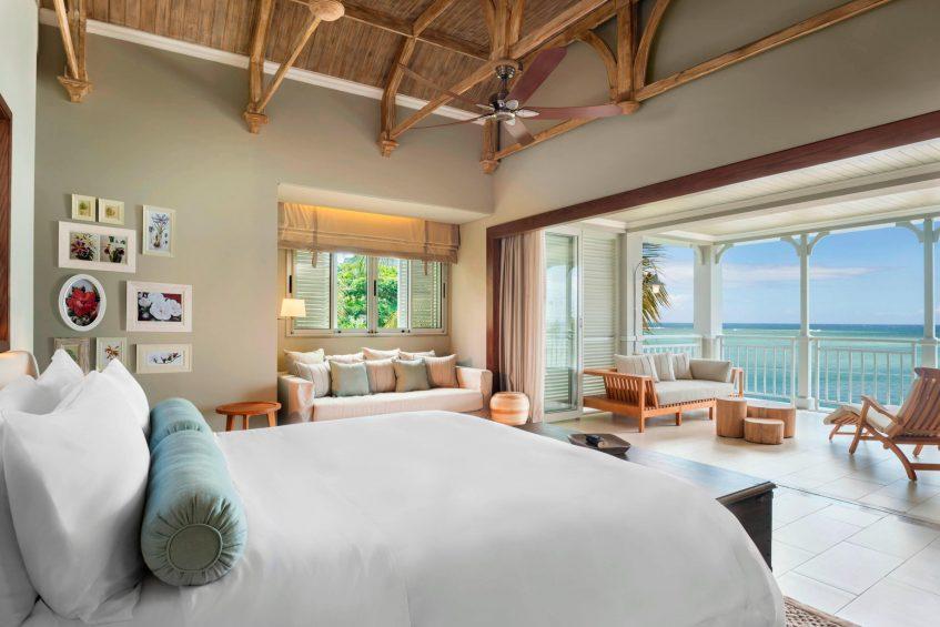 The St. Regis Mauritius Luxury Resort - Mauritius - Beachfront Balcony Junior Suite