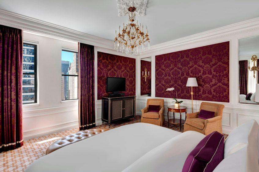 The St. Regis New York Luxury Hotel - New York, NY, USA - Madison Suite King