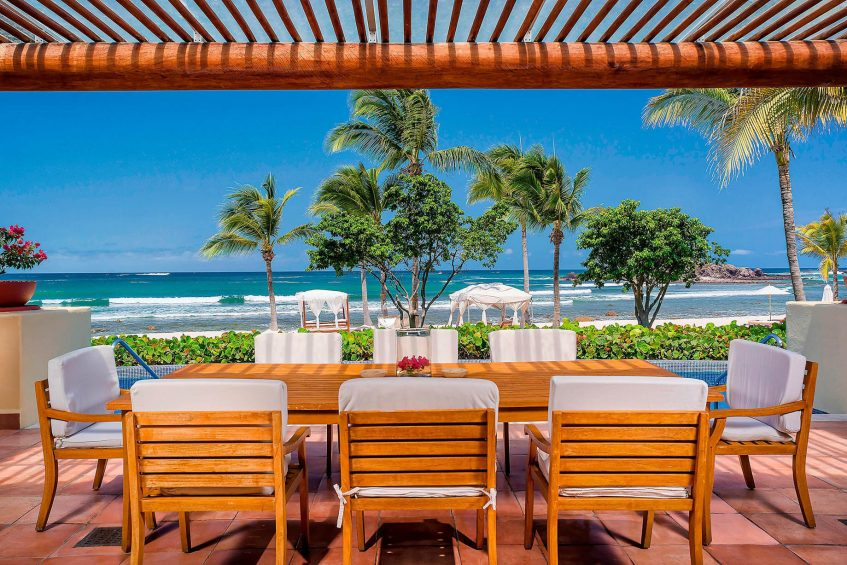 The St. Regis Punta Mita Luxury Resort - Nayarit, Mexico - 3 Bedroom Villa Ocean View Terrace