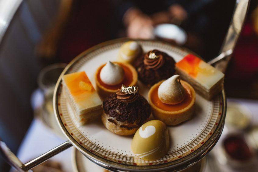 The St. Regis Washington D.C. Luxury Hotel - Washington, DC, USA - Afternoon Tea Desserts