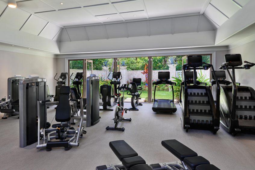 The St. Regis Bahia Beach Luxury Resort - Rio Grande, Puerto Rico - Fitness Center