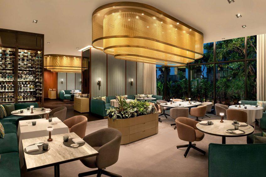 The St. Regis Bangkok Luxury Hotel - Bangkok, Thailand - IGNIV Restaurant Bangkok