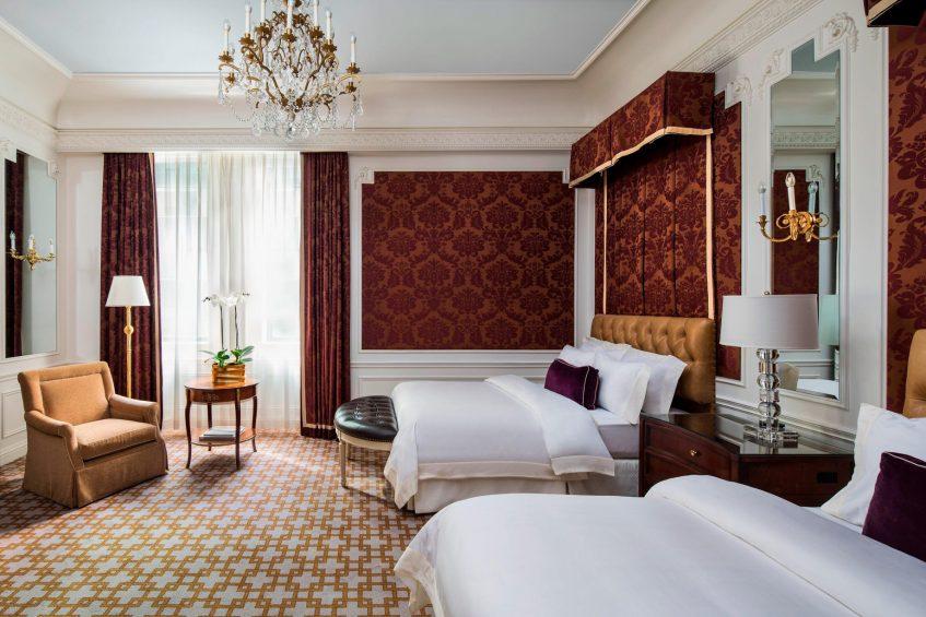 The St. Regis New York Luxury Hotel - New York, NY, USA - Madison Double Suite