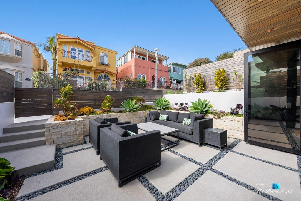 246 30th Street, Hermosa Beach, CA, USA - Exterior Patio