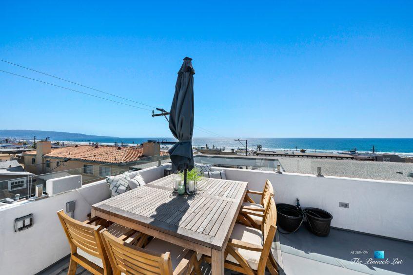 246 30th Street, Hermosa Beach, CA, USA - Rooftop Deck
