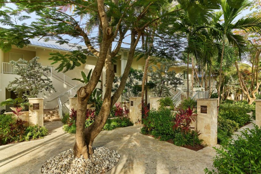 The St. Regis Bahia Beach Luxury Resort - Rio Grande, Puerto Rico - Governors Building Exterior