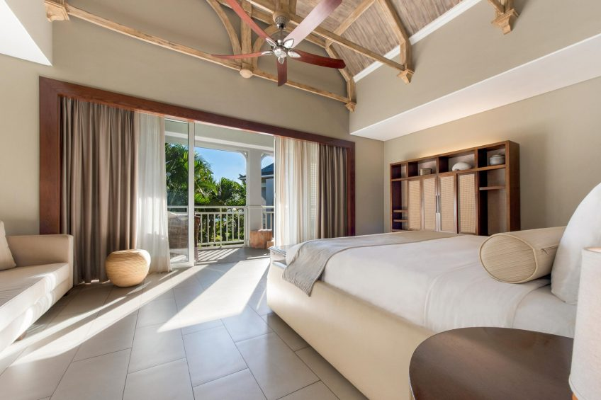 The St. Regis Mauritius Luxury Resort - Mauritius - Junior Suite Upper Floor